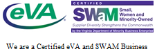 Certified SWAM and eVA Business